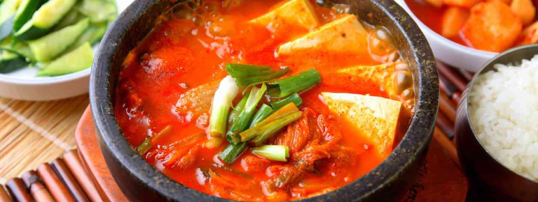Kimchi stew (Shutterstock: see credit below)