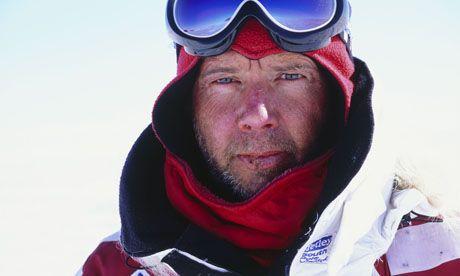 Ice man (Martin Hartley)