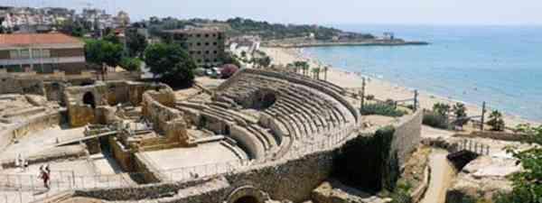 Tarragona amphitheatre (Joel Plaja)