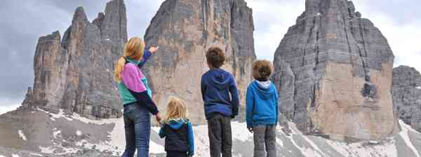 Contemplating a mountain in Italy (Shutterstock: see main credit below)