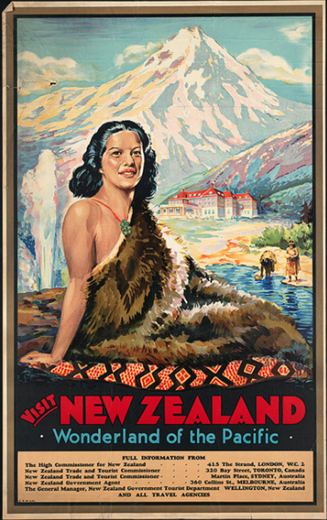 New Zealand (Boston Library collection)