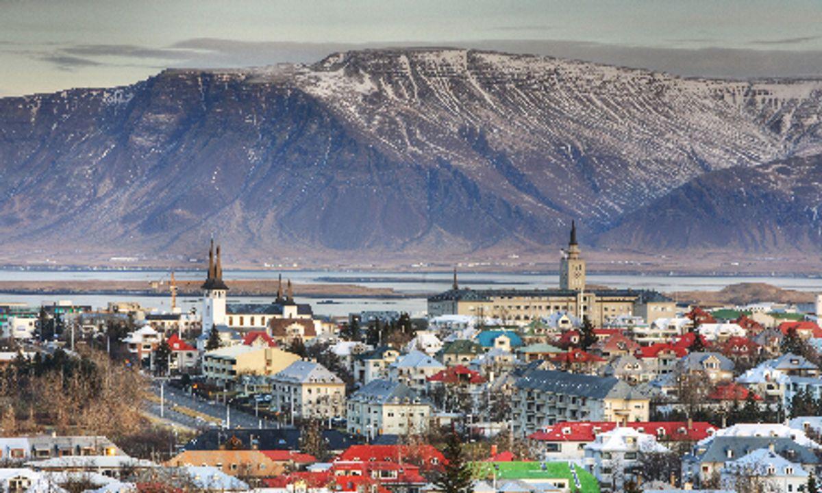 Short break: Reykjavík, Iceland