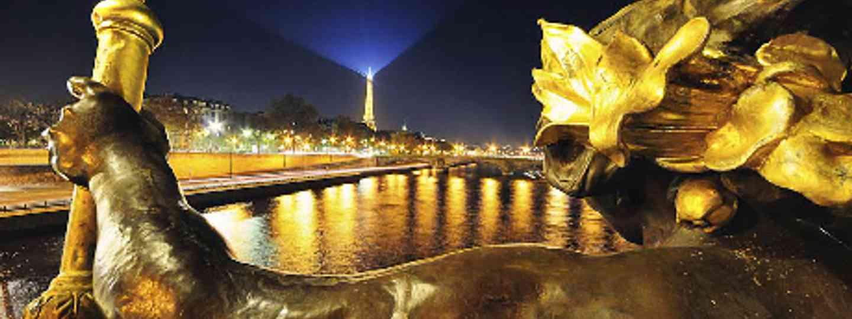 Pont Alexandre III (Paris, France) by Ulrich Lambert