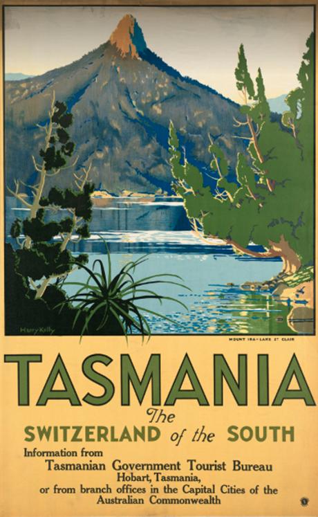 Tasmania (Boston Library collection)
