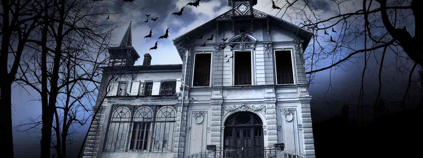 Haunted House (Shutterstock: see main image below)