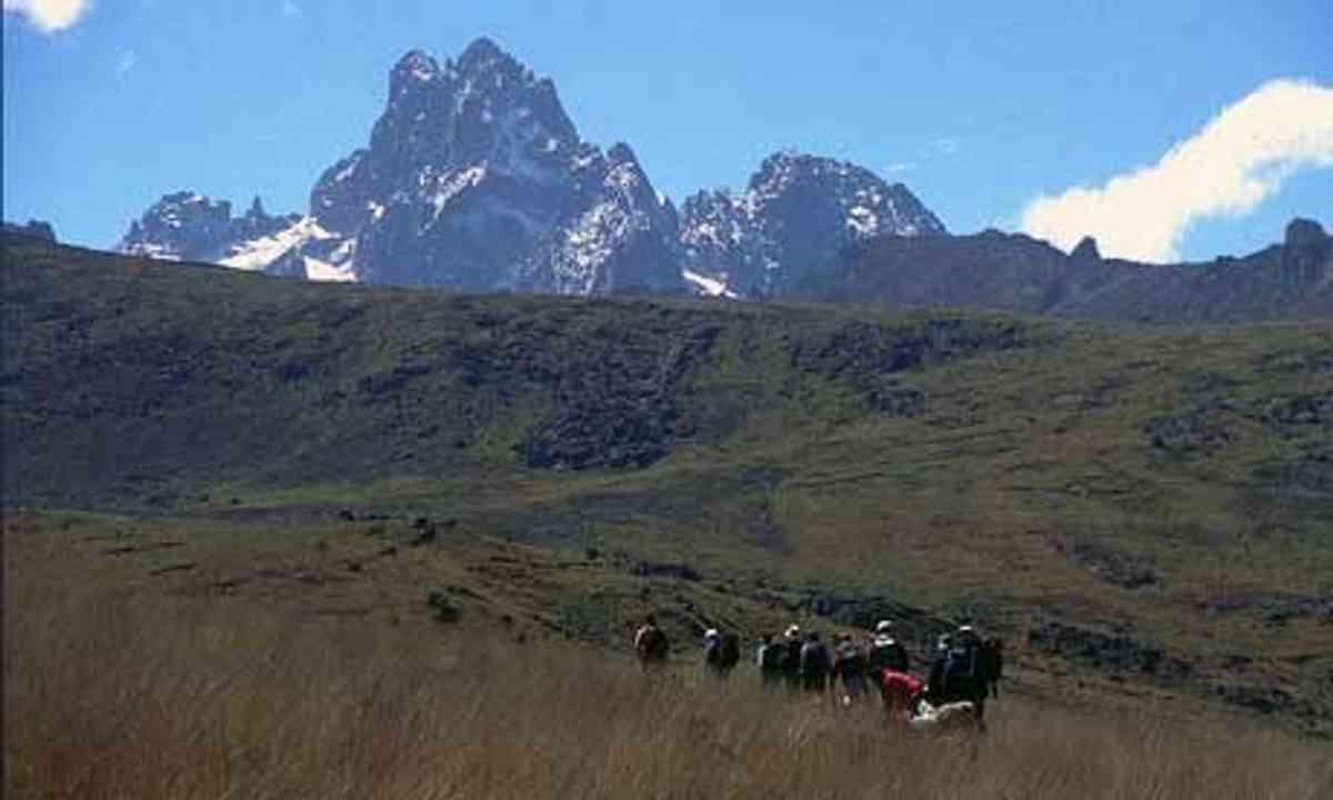 Mount Kenya (Sarah Baxter)