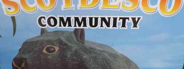 The Big Wombat (Scotdesco Aboriginal Community)