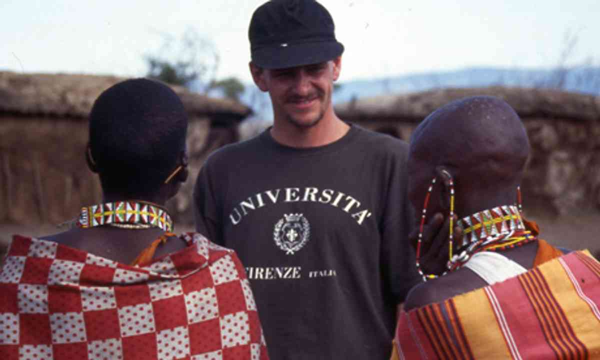Learn from the Maasai (Peter Moore)