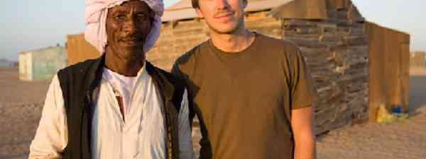 Simon Reeve (Andrew Carter)
