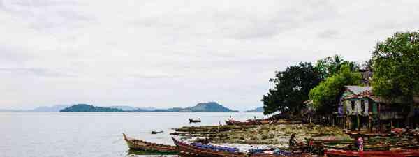 Myeik Archipelago, Burma (Neil S Price)