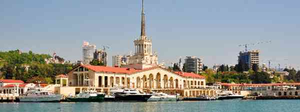 Go now! Sochi, Russia (dreamstime)