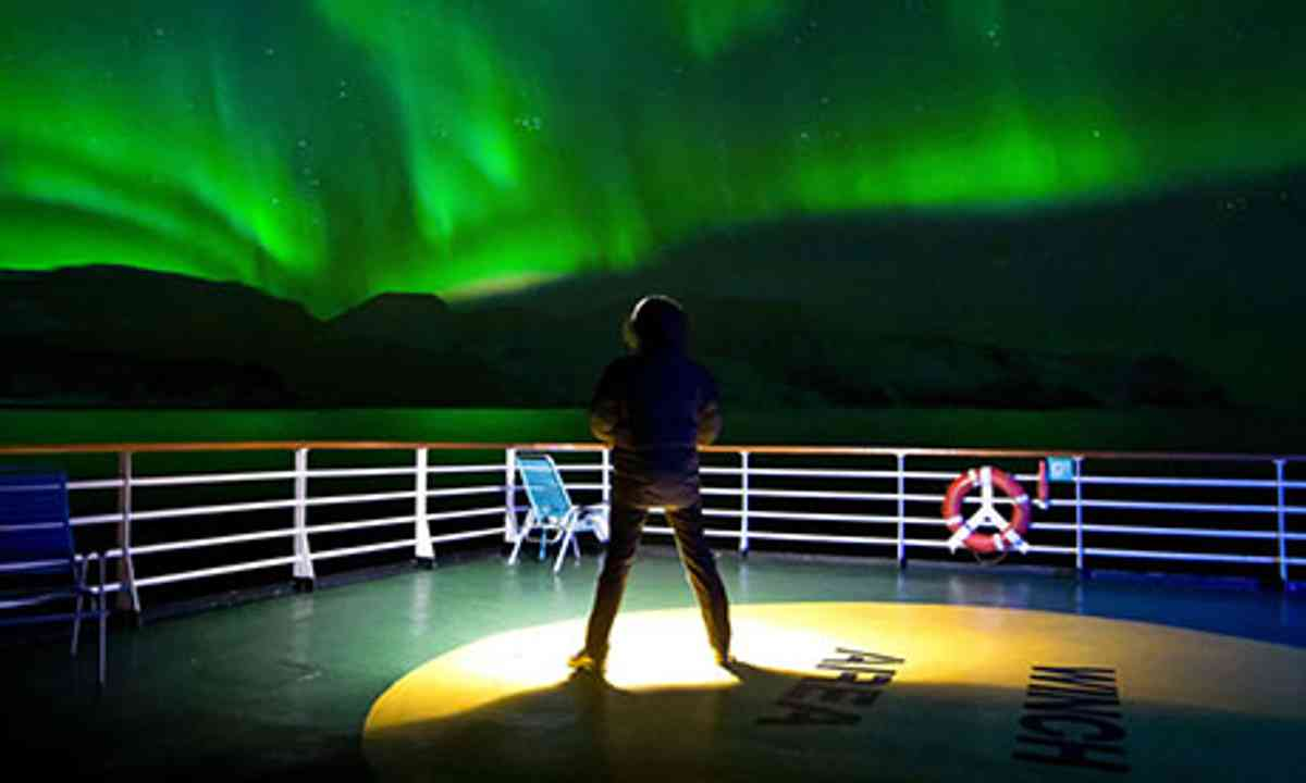 Cruise ship Northern Lights (Hurtigen)