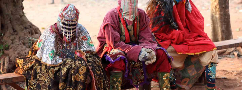 Voodoo in Benin (Shutterstock: see credit below)