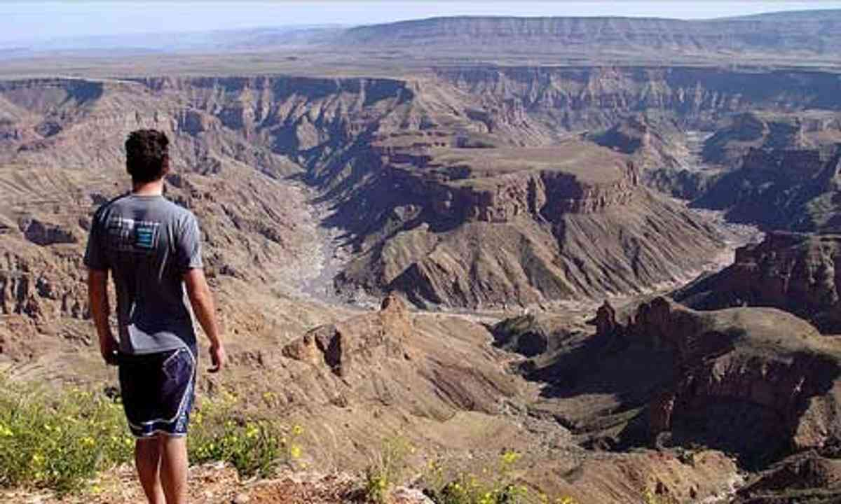 Fish River Canyon (Nick Boulos)