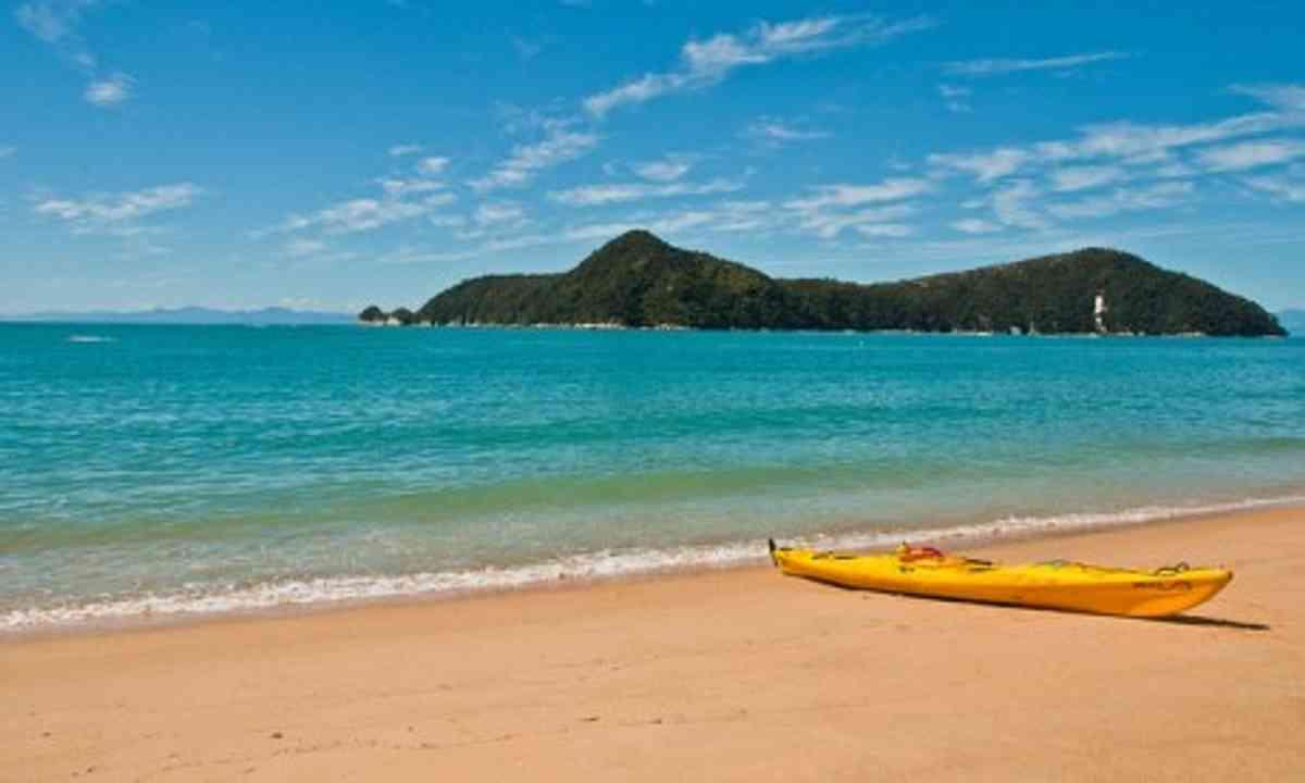 Kayak NZ (Wanderlust)