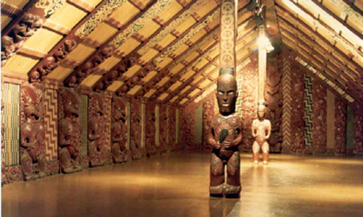 Maori Hall (Peter Moore)