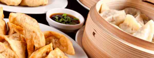 Dumplings (Shutterstock: see credit below)