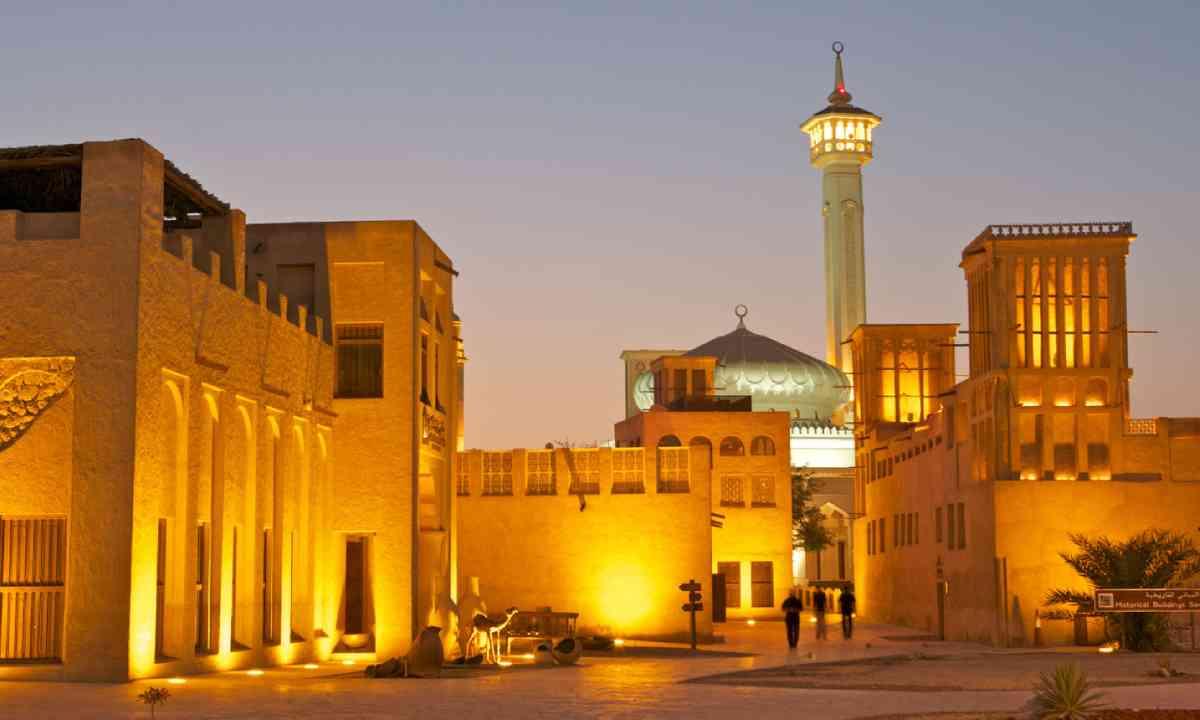 Al Bastakiya (Shutterstock)