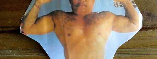 Bali gym poster (Justin Egli)