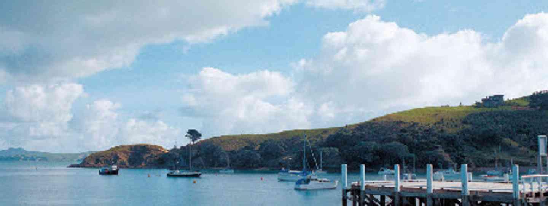 Waiheke Island (Tourism NZ)