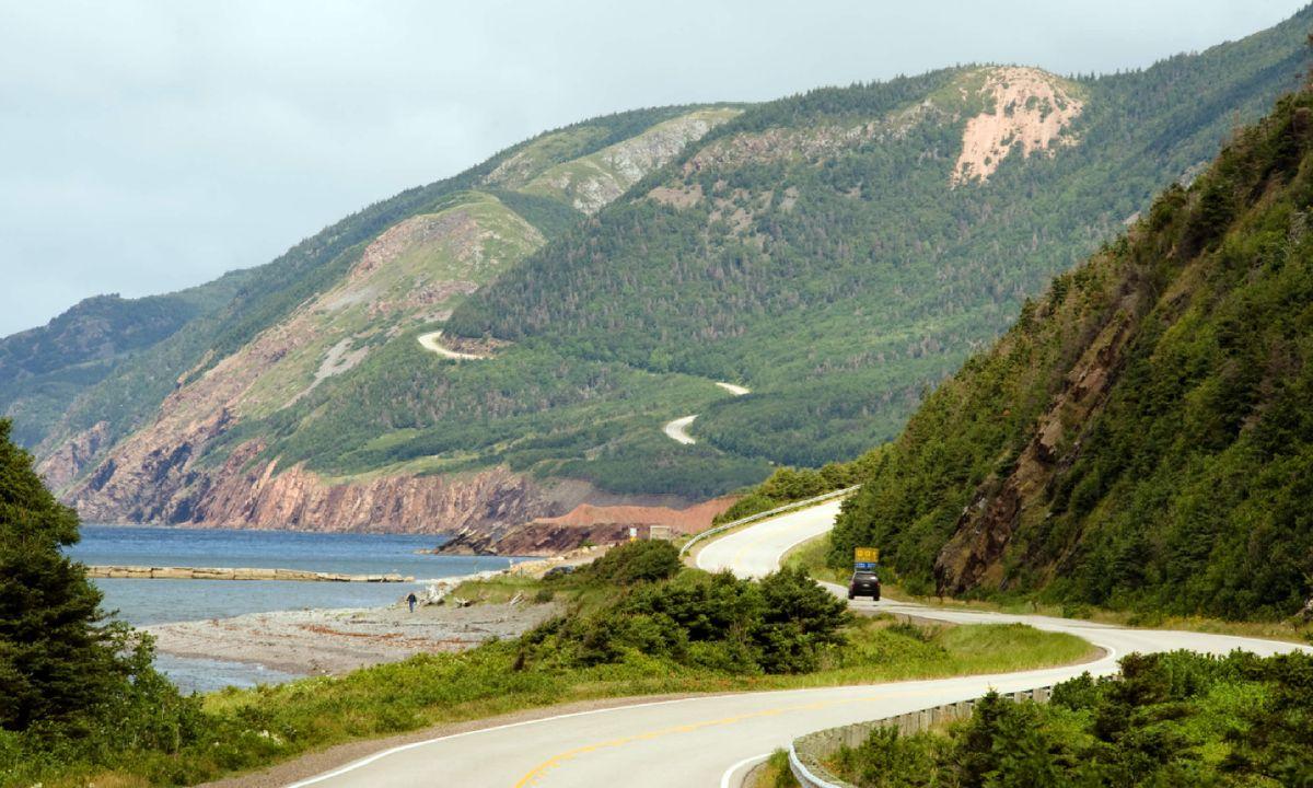 Road tripping in Atlantic Canada