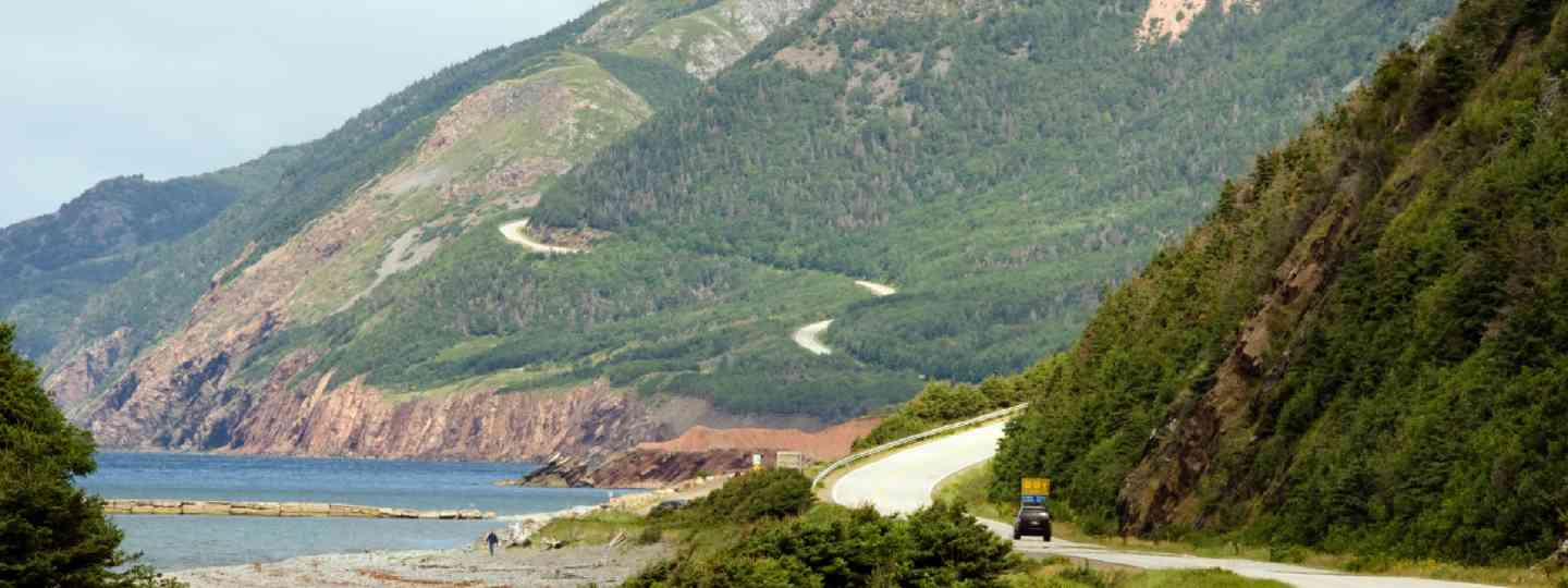 Cabot Trail (Shutterstock)