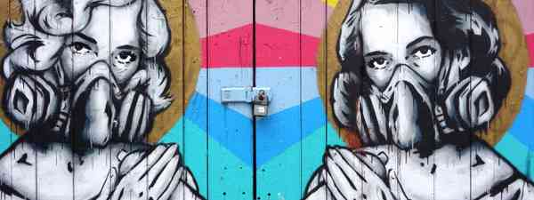 Street Art Brick Lane (Peter Moore)