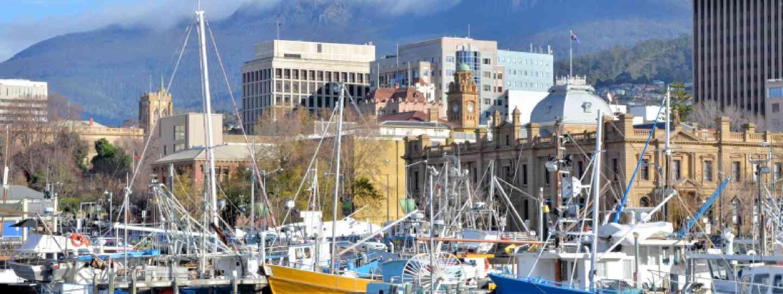 Hobart (shutterstock_83513701)