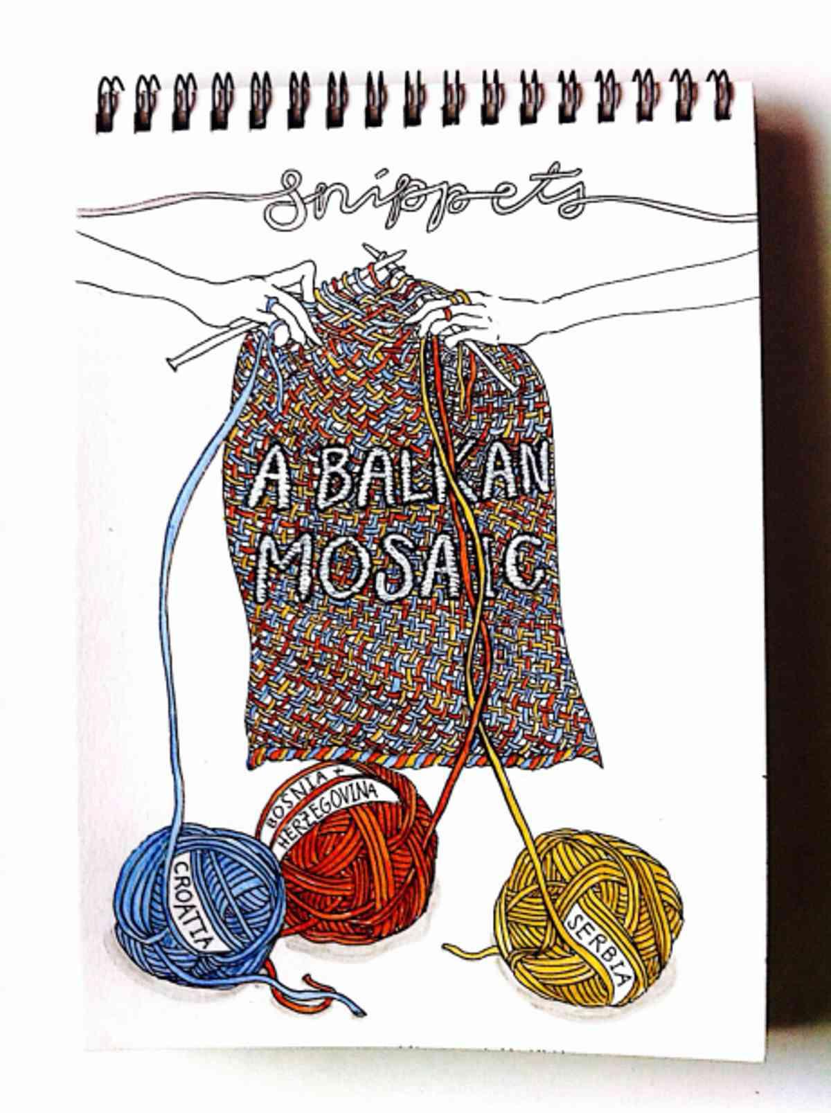 Balkan Mosaic (Emma Fick)