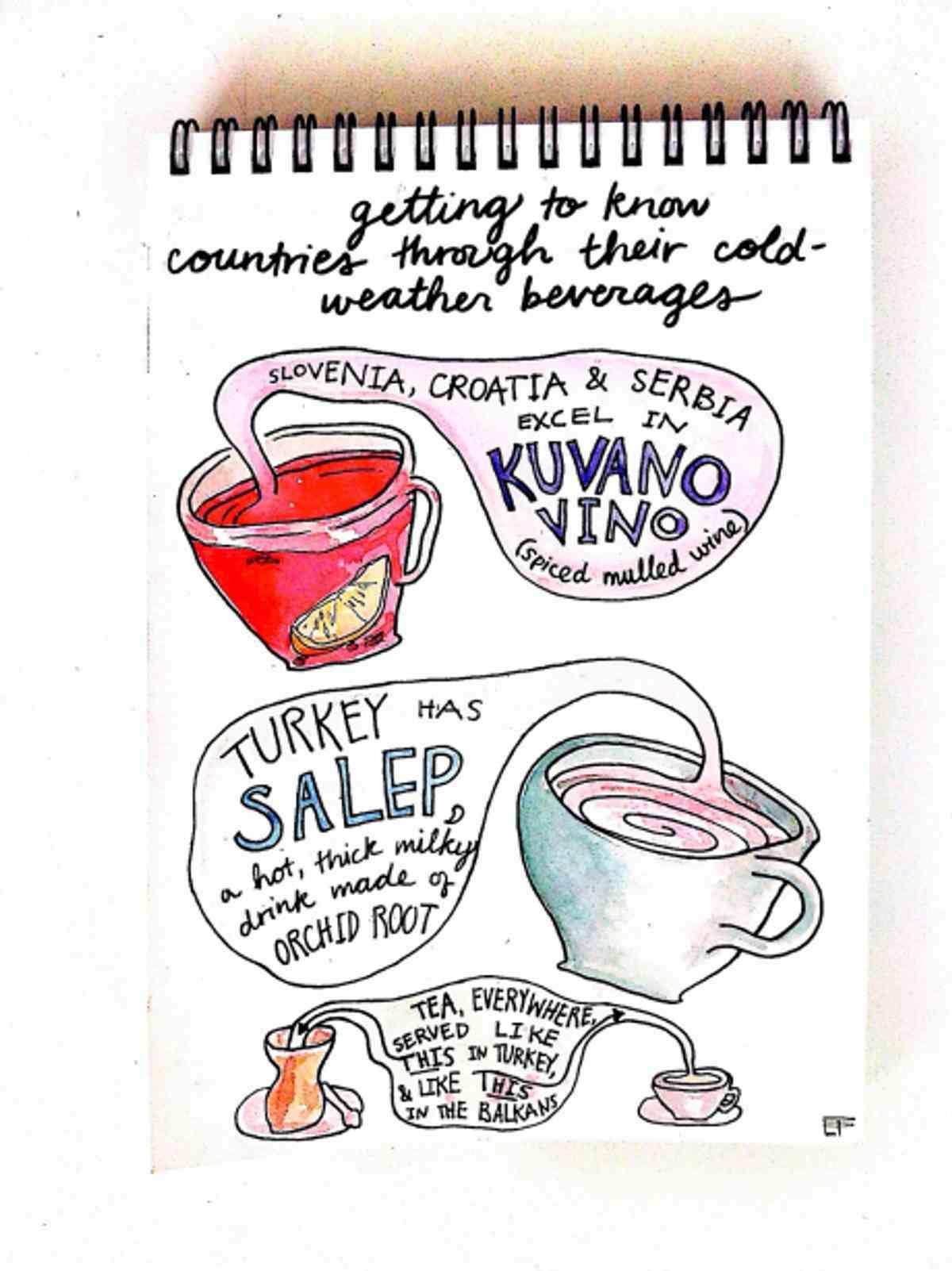 Tea in the Balkan (Emma Fick)