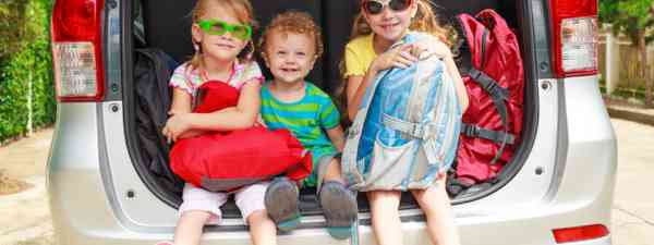What kids really get out of travelling (Shutterstock: see credit below)