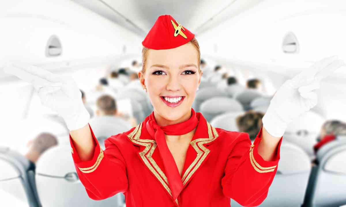 Flight Attendants are onboard to help (Dreamstime)
