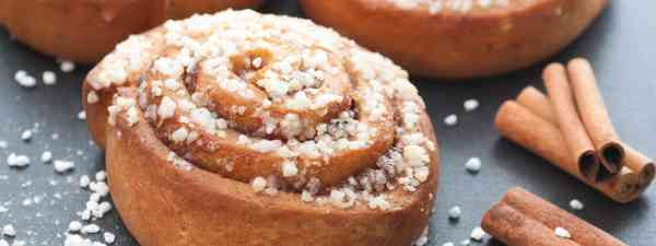 Recipe of the week: Swedish cinnamon buns