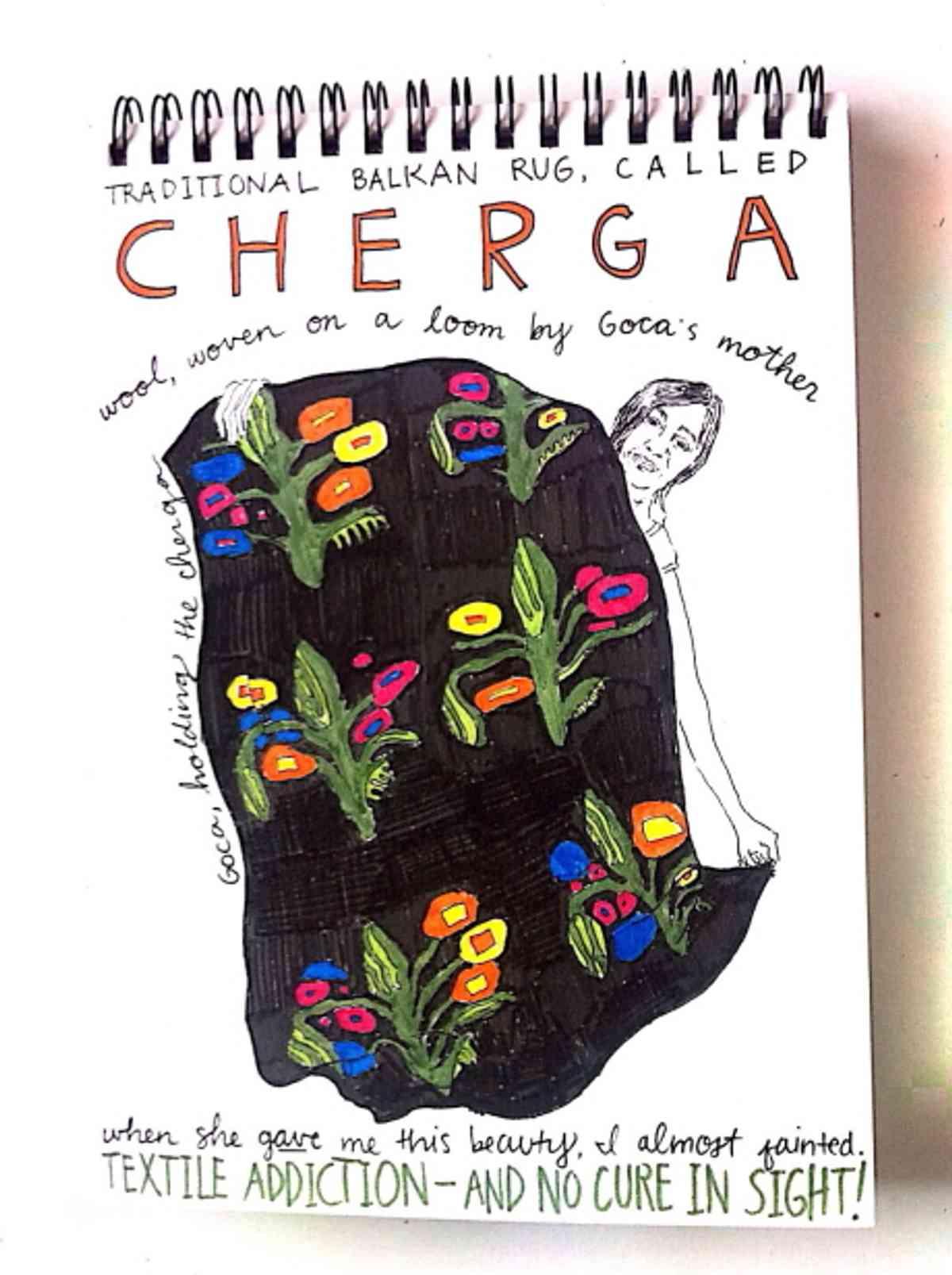 Cherga (Emma Fick)