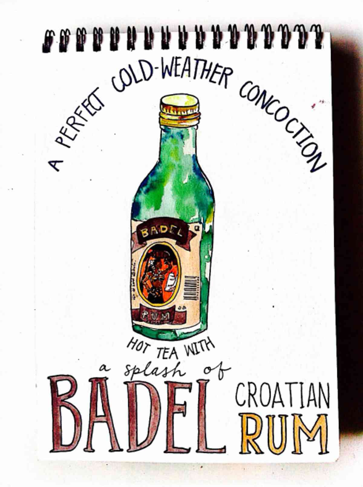 Croatian Rum (Emma Fick)