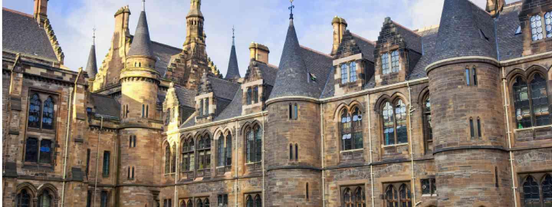 University of Glasgow (Shutterstock: see below)