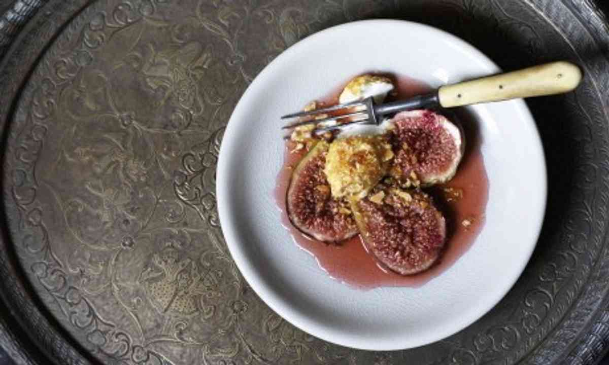 Moroccan food (Rob Palmer)