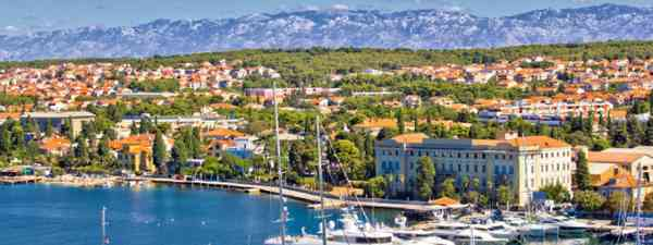 City of Zadar Harbour (Shutterstock: see below)