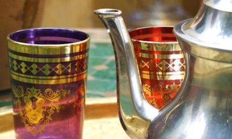 Moroccan tea pots (Wanderlust)