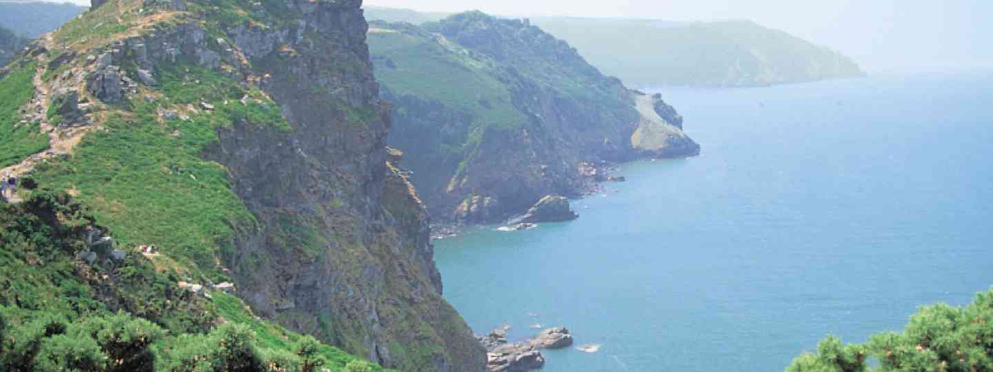 Valley of Rocks, Lynton (Supplied: Lynton and Lynmouth Tourist Information Centre)