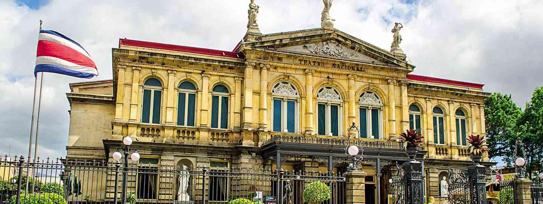 National Theatre of Costa Rica, San José (Dreamstime)