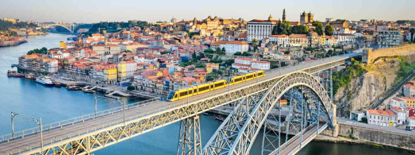 Porto (shutterstock: see credit below)