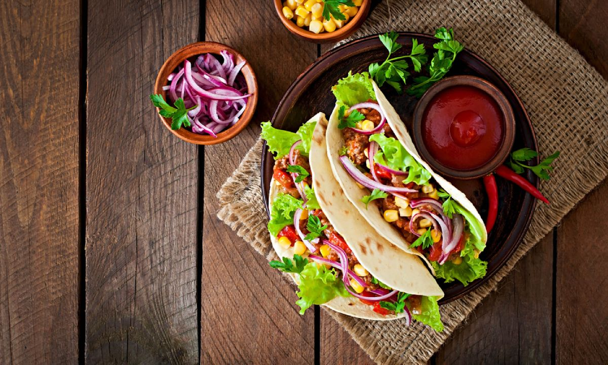 Recipe of the week: Mexican Tacos al Pastor