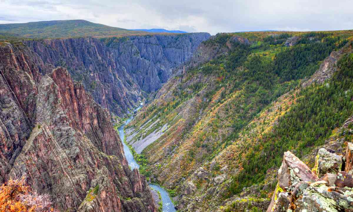 Black Canyon of the Gunnison National Park (Shutterstock)