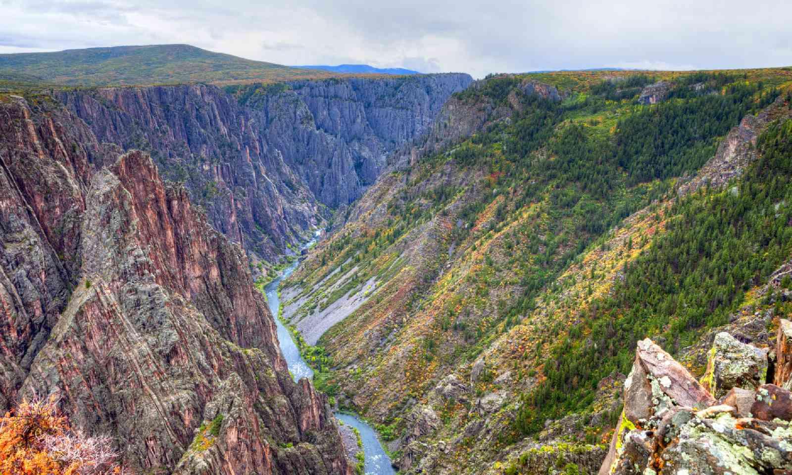 Black Canyon of the Gunnison National Park (Shutterstock)
