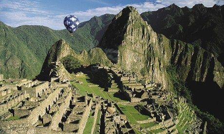 Machu Picchu (Wanderlust)