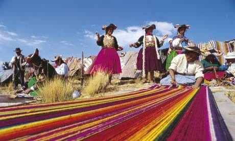 Peruvians (Wanderlust)