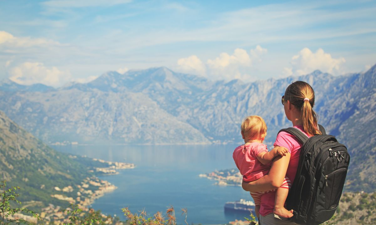 The most important lessons children learn from travelling