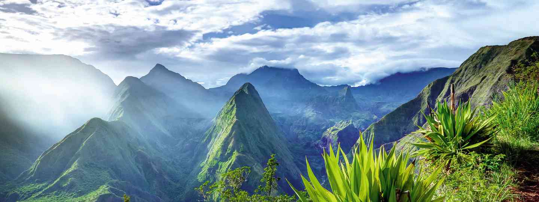 Cirque de Mafate, Reunion Island (Dreamstime)