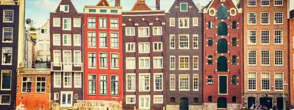 Traditional buildings in Amsterdam (Shutterstock.com. See main credit below)